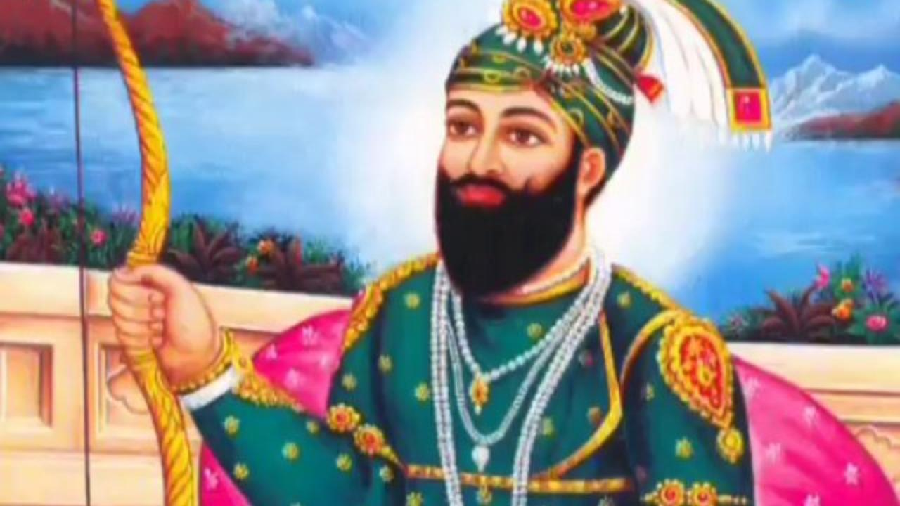The establishment of the Khalsa Panth Guru Govind singh