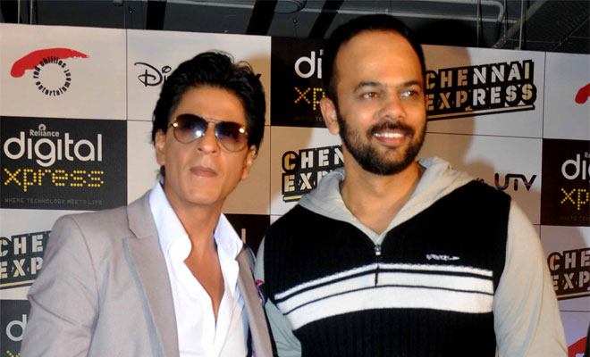 rohit shetty and shahrukh khan upcoming movie