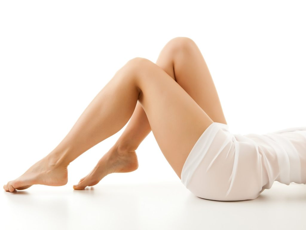 How to remove black spot of inner thighs