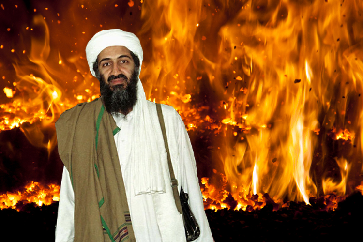 Osama Laden's hobby Intresting facts