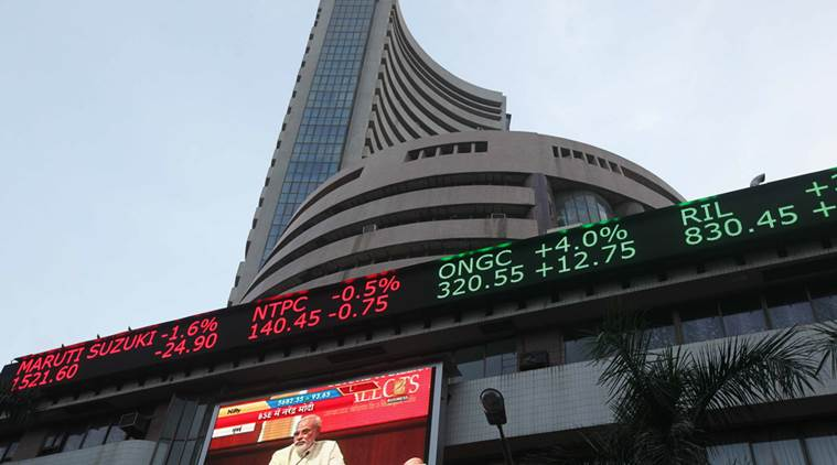 The first scam that happened in mumbai stock exchange
