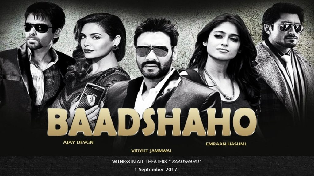 Baadshaho Movie Review: A Waste of Time And Money