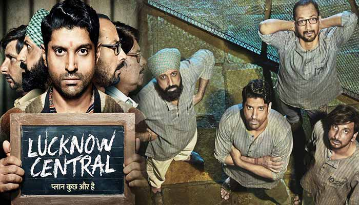 Lucknow central Movie review in hindi