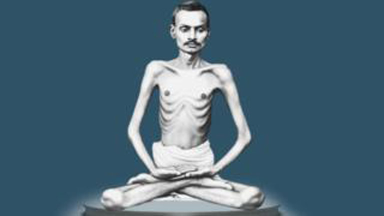 shri ram chandra jain This person had stopped Gandhi from drinking milk