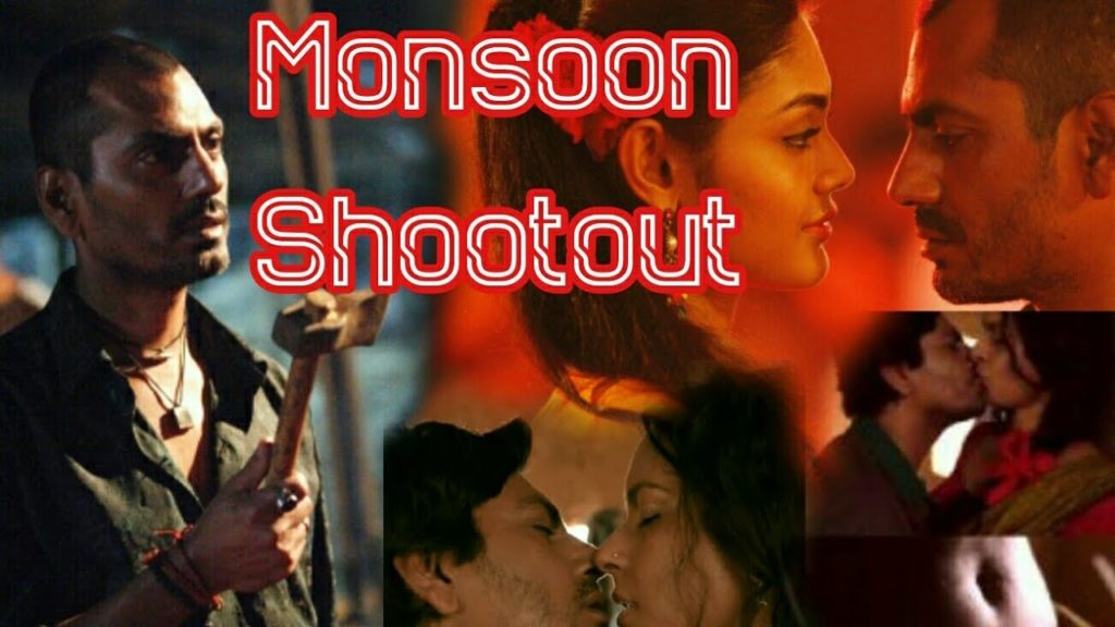 Film Review Of Monsoon Shootout in hindi