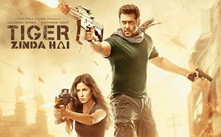 Tiger Zinda hai : just and just Salman