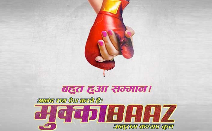 Mukkabaaz film review : The punch that opens the eyes