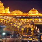 Tamilnadu's Golden Temple, which is made up of 1500 kg of gold