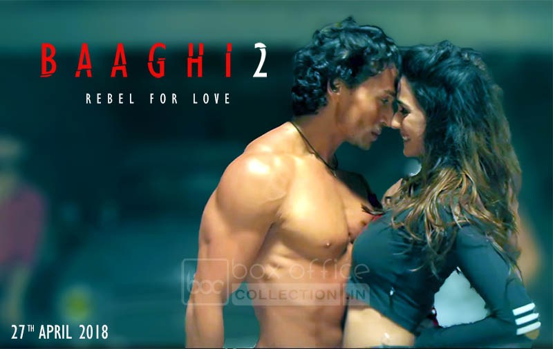 The new song O sathi of the Baaghi 2 was launched,