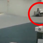 car Inverted viral video