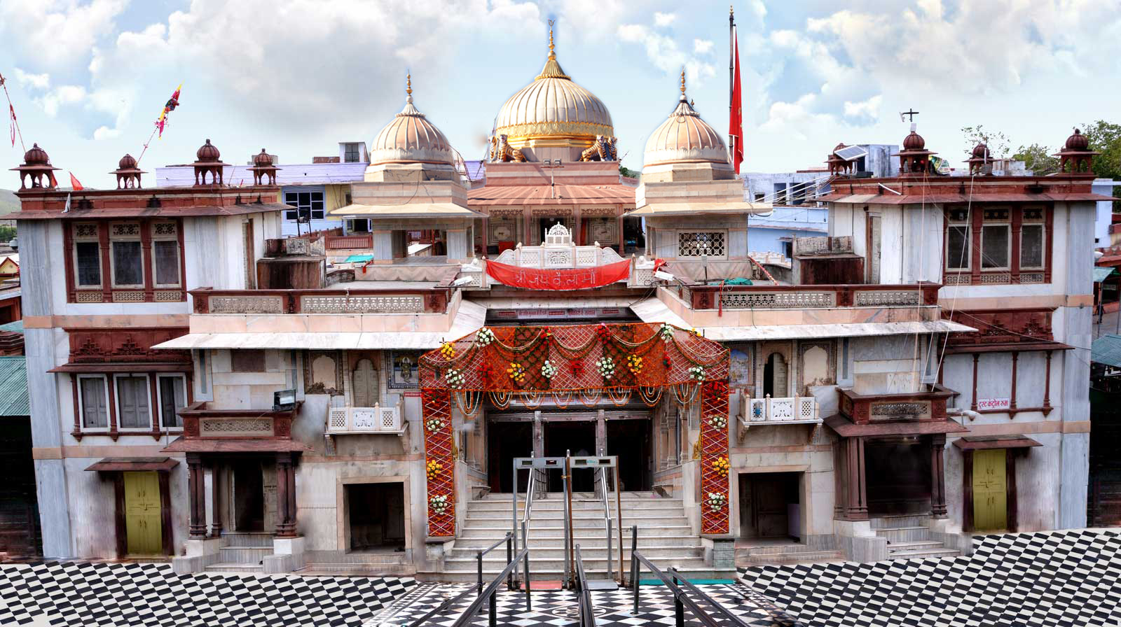who is maa kaila devi kaila devi temple in Karauli Rajasthan state-1