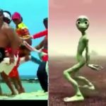 Salman Khan New Funny With Alien Dance