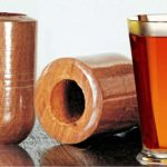 Vijaysar Herbal Wood Tumbler health benefits in hindi