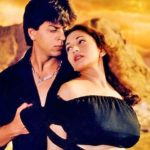 shah-rukh-khan and madhuri dixit