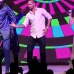 2018 check out how chris gayle and shikhar dhawan copy amitabh bachchan