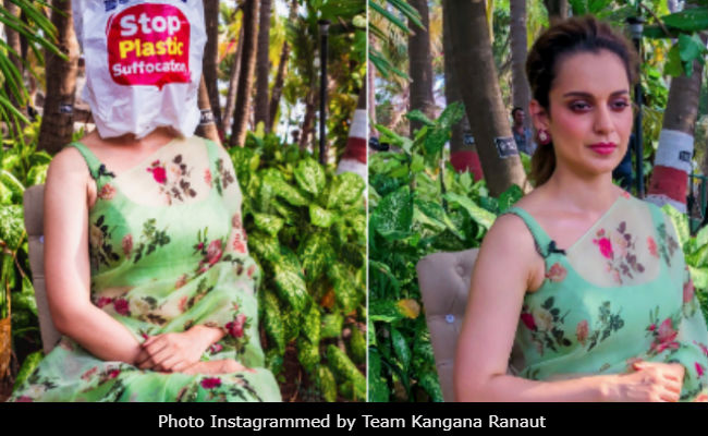 Kangana Ranaut Best Message On World Environment Day