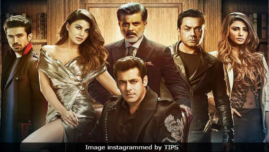 Race 3 movie review: सलमान की लगातार तीसरी कमजोर पेशकश Race 3 movie review: The Salman Khan starrer is scattershot snoozefest
