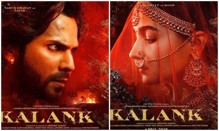 Kalank: The Teaser For This Much-Awaited Multi-Starrer Is Out Now