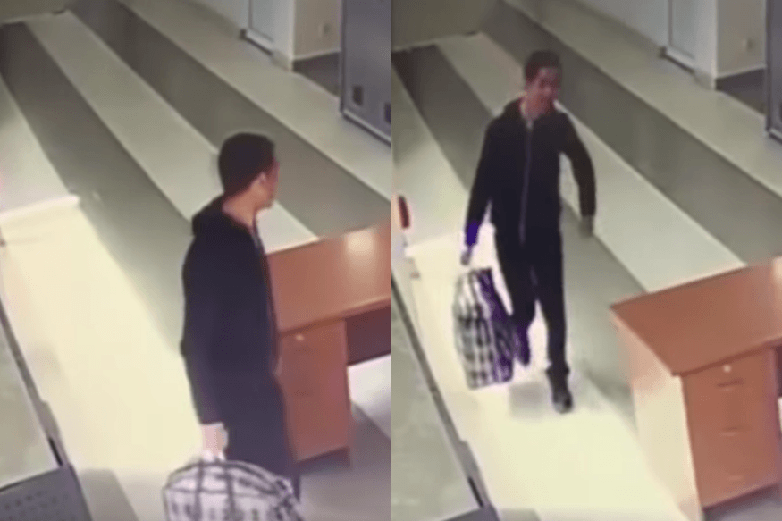 Confused First-Time Traveller Steps into Airport X-Ray Scanner, Video Goes Viral