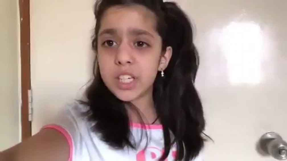 Puducherry Lieutenant Governor Kiran Bedi's Granddaughter Selfie Video Viral: Latest News And Updates In Hindi