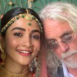 Pooja Hegde gushes about Oscar winning cinematographer Robert Richardson after shooting with him